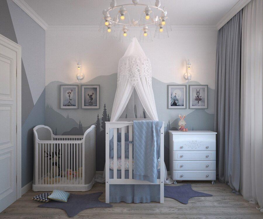 Quel revêtement de sol pour une chambre de bébé ?